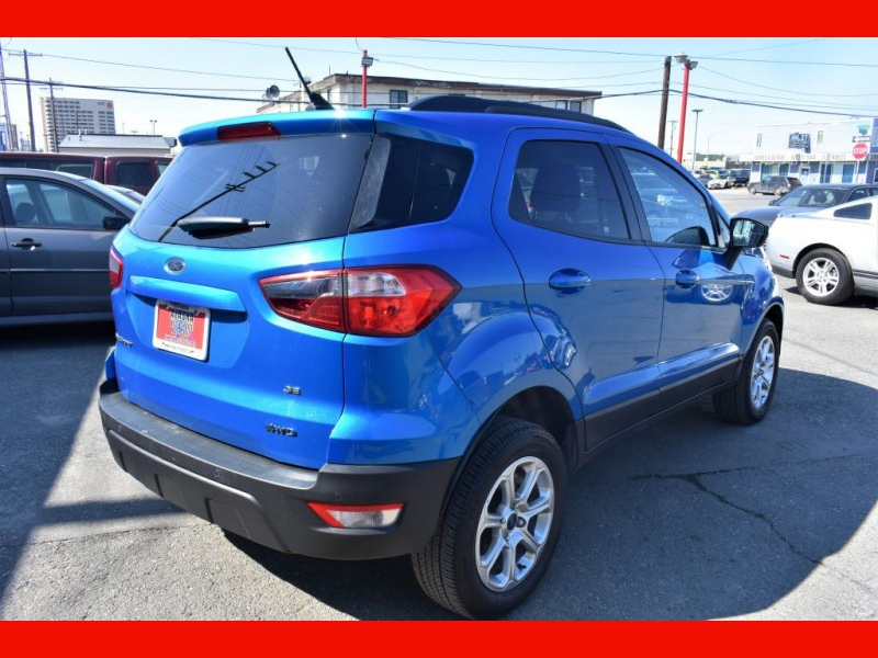 FORD ECOSPORT 2018 price $16,999
