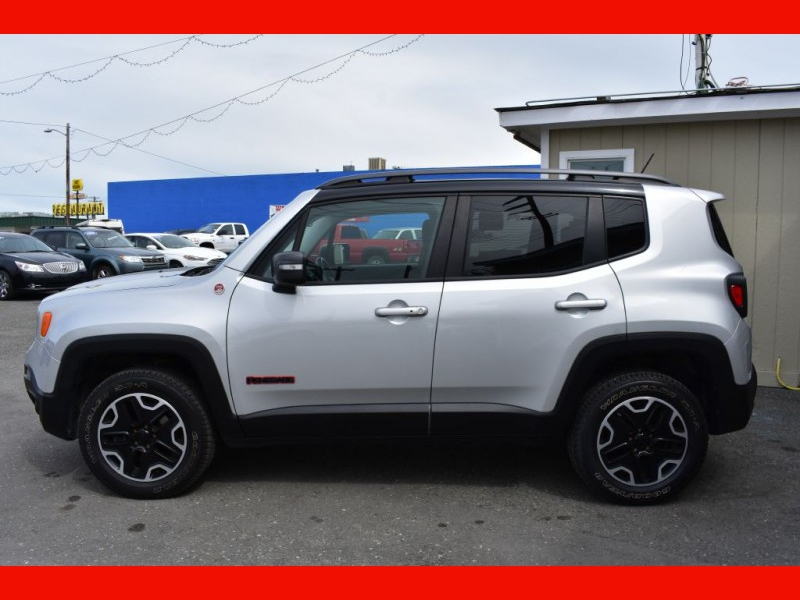 JEEP RENEGADE 2015 price $16,500