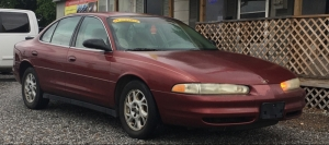 Oldsmobile Intrigue 2002