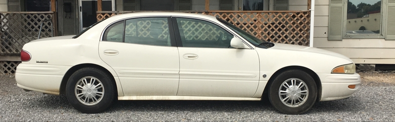 BUICK LESABRE 2002 price Call for Pricing.