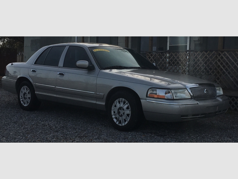 MERCURY GRAND MARQUIS 2005 price $3,995