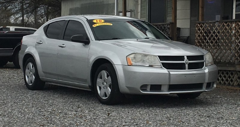 DODGE AVENGER 2010 price $5,995