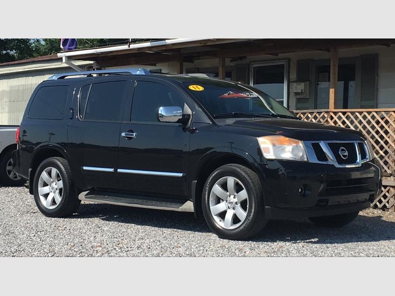 Nissan Armada 2011 price $12,995