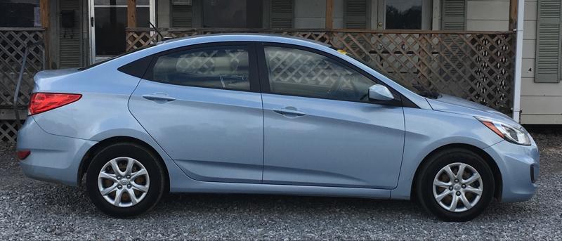Hyundai Accent 2013 price $6,995