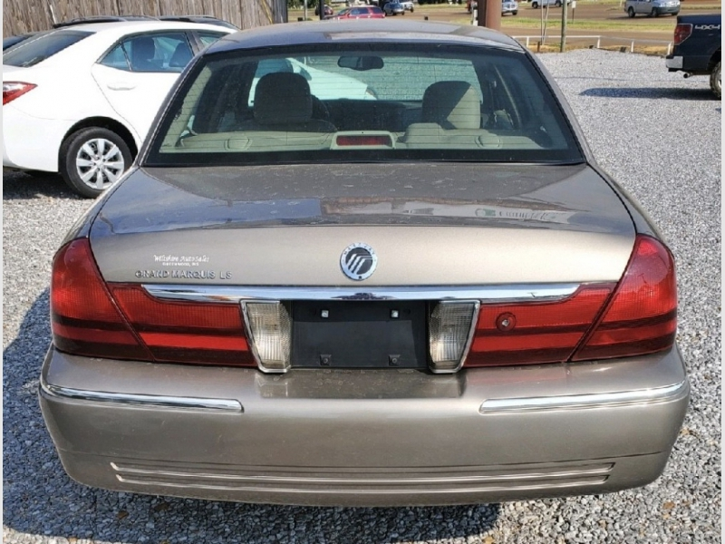 MERCURY GRAND MARQUIS 2003 price $6,895