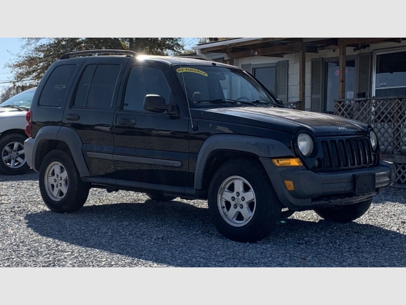 JEEP LIBERTY 2005 price $4,995