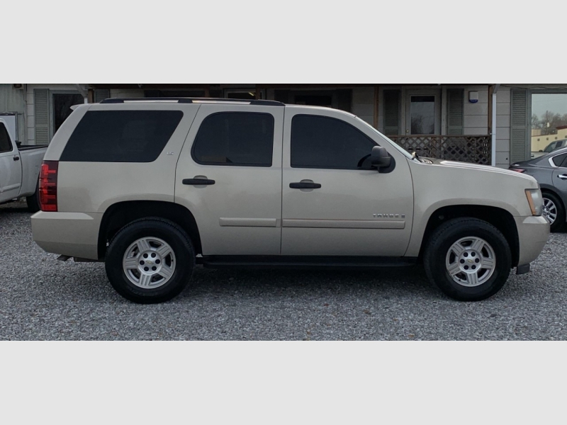 CHEVROLET TAHOE 2008 price $5,800