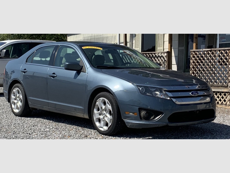 FORD FUSION 2011 price $6,195
