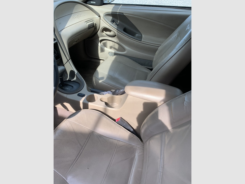 FORD MUSTANG 2004 price $6,495