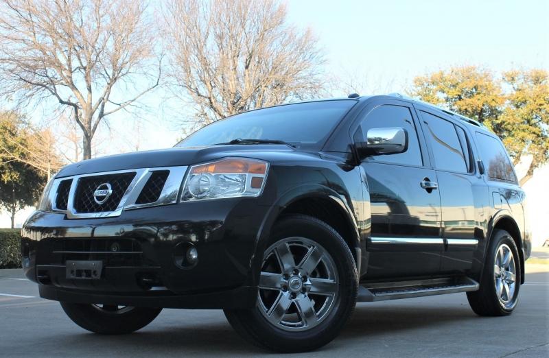 Nissan Armada 2011 price Call for Pricing