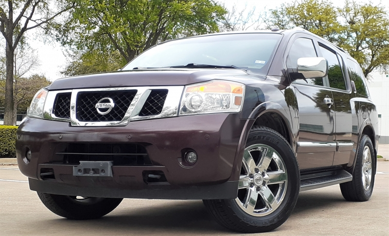 Nissan Armada 2013 price Call for Pricing