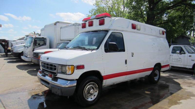 Ford Econoline Cargo Van 1997 price $0