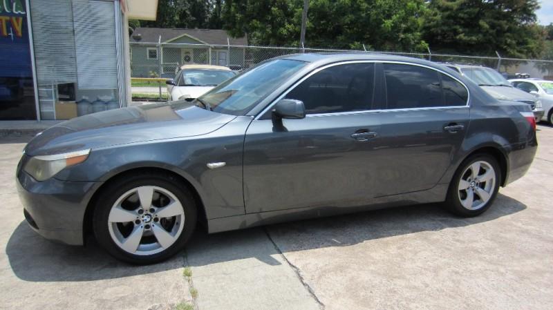 BMW 5-Series 2005 price $0