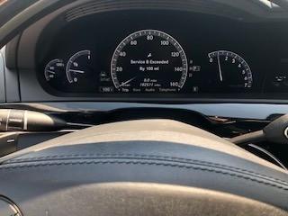 Mercedes-Benz S-Class 2013 price $0