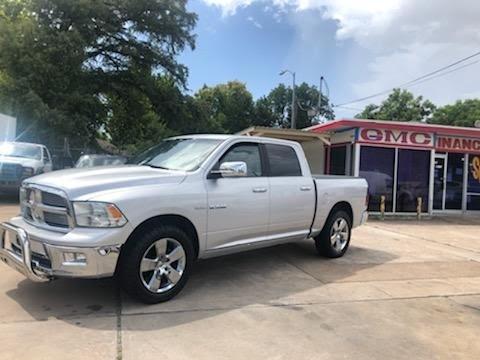 Dodge Ram 1500 2010 price $0