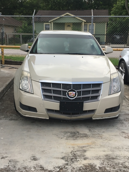 Cadillac CTS 2011 price $0