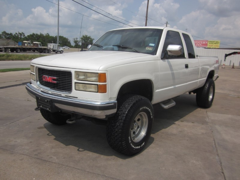 GMC Sierra 1500 1994 price $0