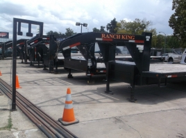 FLATBED TRAILERS 2012