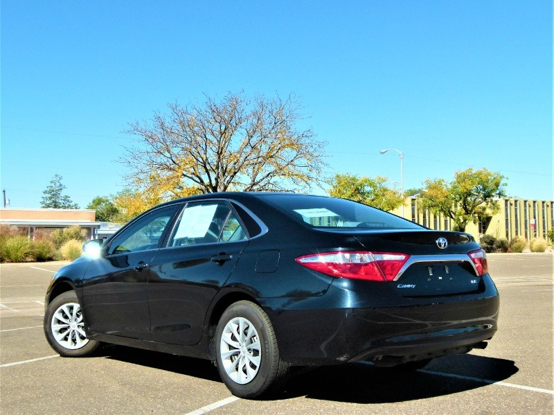 2016 Toyota Camry 4dr Sdn I4 Auto Le Morning Star Motor Company Auto Dealership In