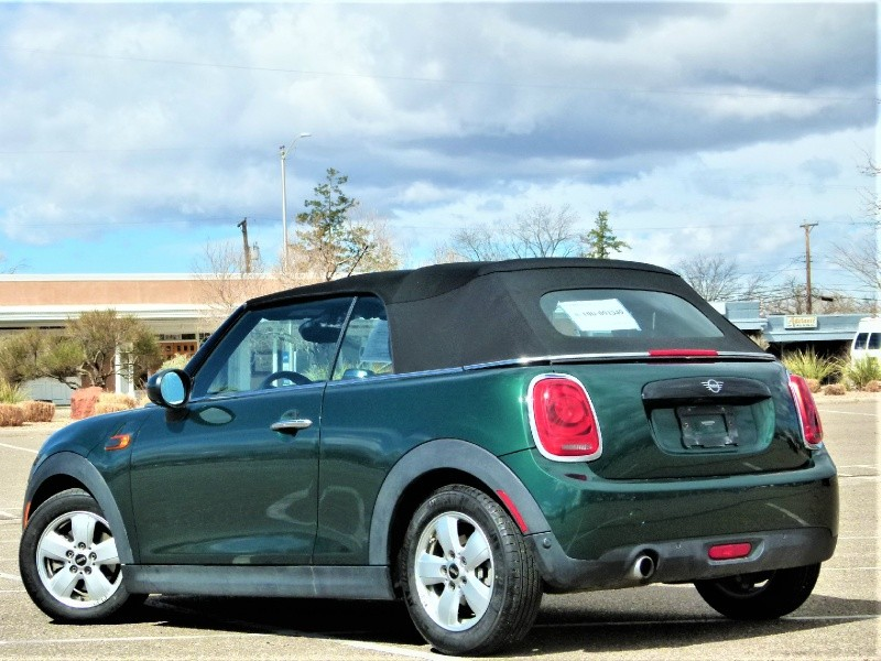 Mini Convertible 2019 price $18,997