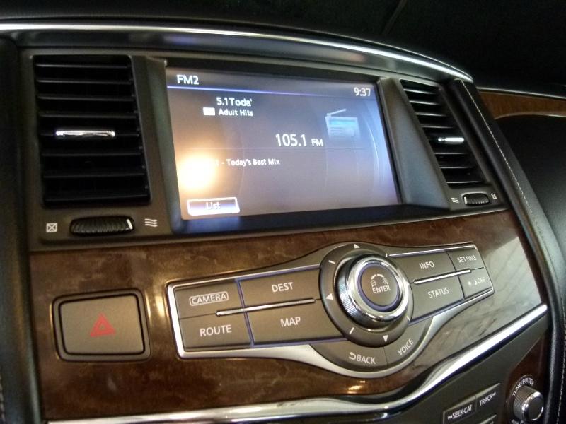 Infiniti QX80 2015 price $26,000