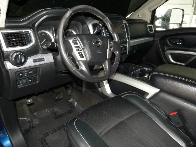 Nissan Titan XD 2016 price $21,000