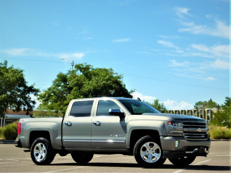 Chevrolet Silverado 1500 2017 price $32,000