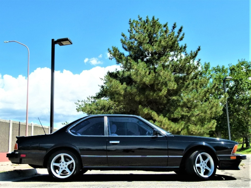 BMW 6-Series 1987 price $11,900