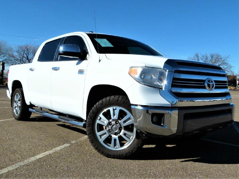 Toyota Tundra 4WD Truck 2016 price $28,415