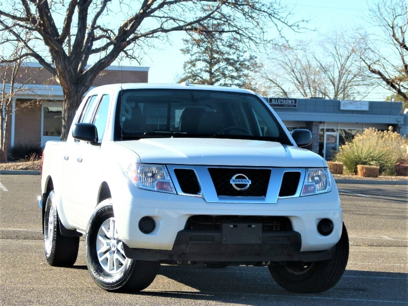 Nissan Frontier 2018 price $20,862
