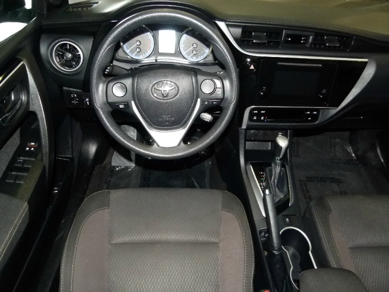 Toyota Corolla 2018 price $13,000