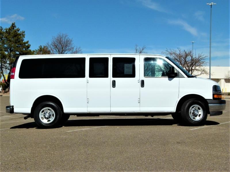 Chevrolet Express Passenger 2018 price $20,000