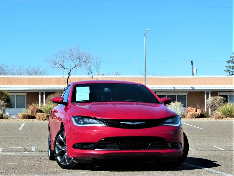 Chrysler 200 2016 price $14,000
