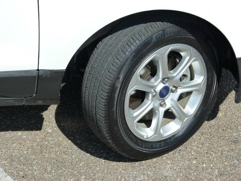 Ford EcoSport 2018 price $14,400