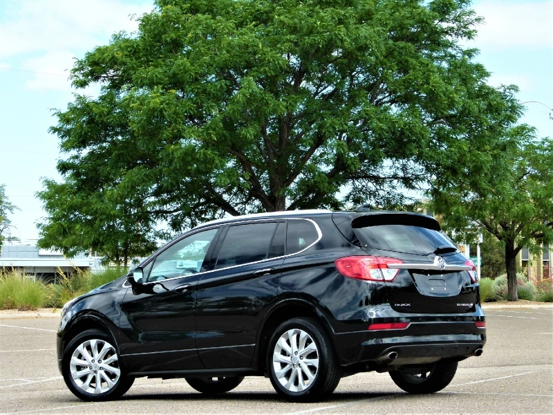 Buick Envision 2017 price $24,000