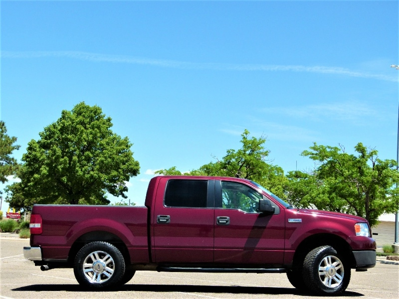 Ford F-150 2006 price $8,000