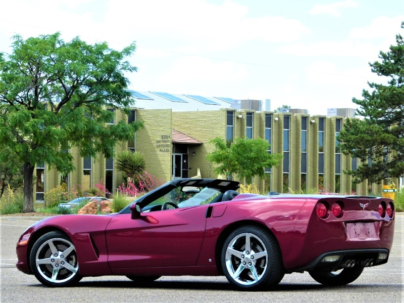 Chevrolet Corvette 2007 price $22,824