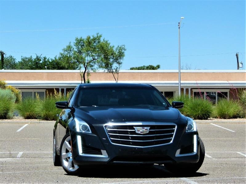 Cadillac CTS Sedan 2015 price $20,400