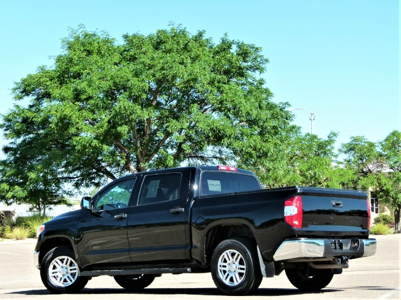 Toyota Tundra 2WD Truck 2016 price $28,675