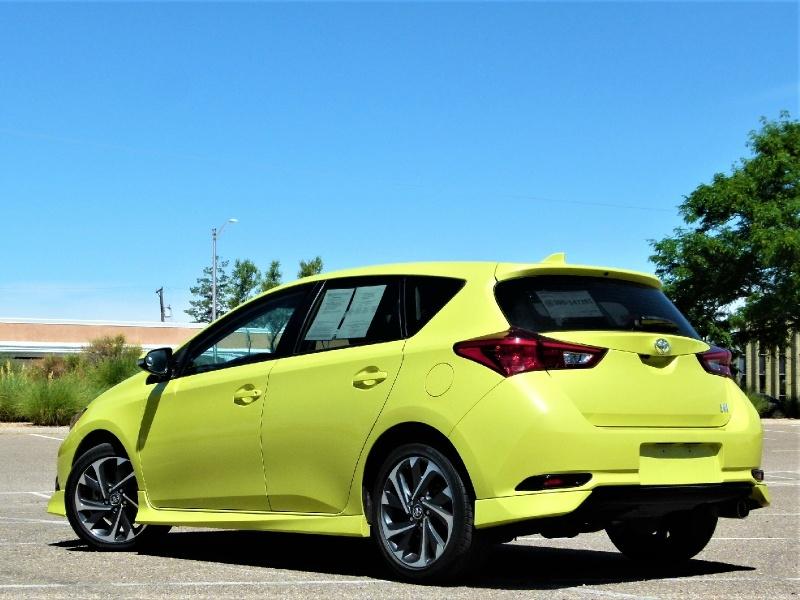 Toyota Corolla iM 2017 price $14,000