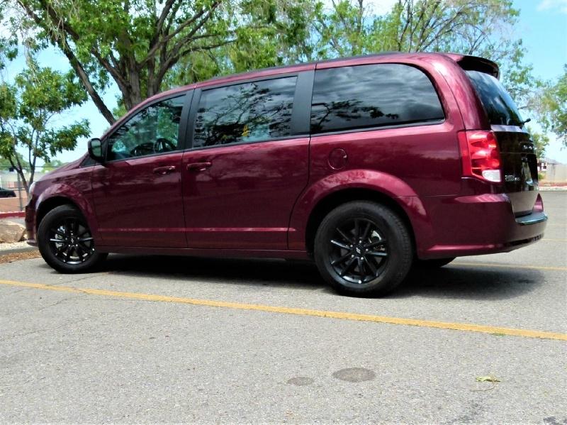Dodge Grand Caravan 2019 price $19,337