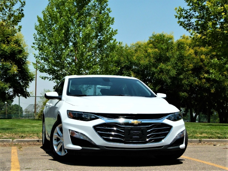 Chevrolet Malibu 2019 price $18,000