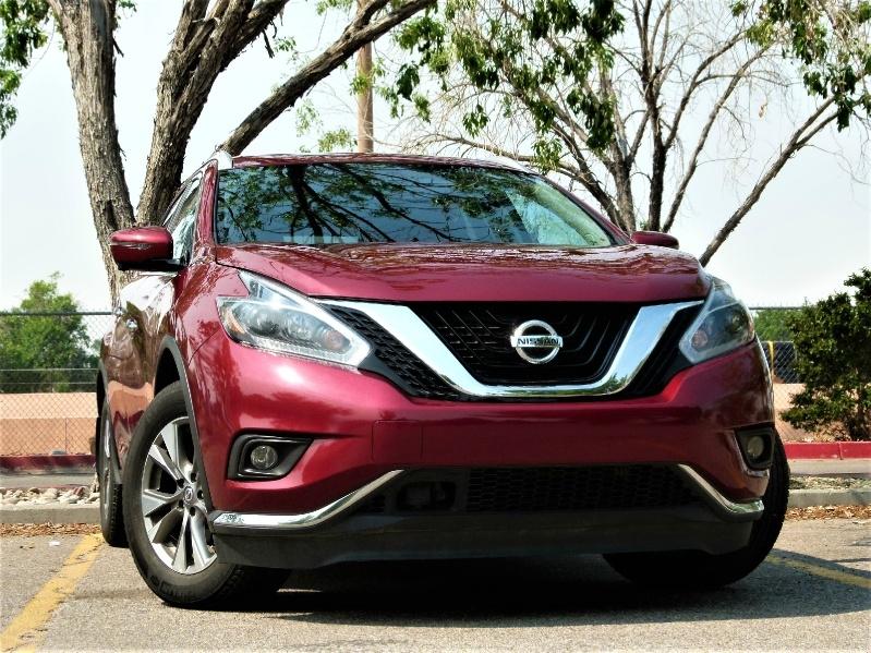 Nissan Murano 2018 price $23,400
