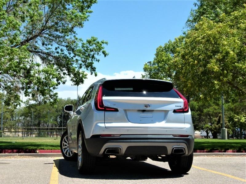 Cadillac XT4 2020 price $36,900