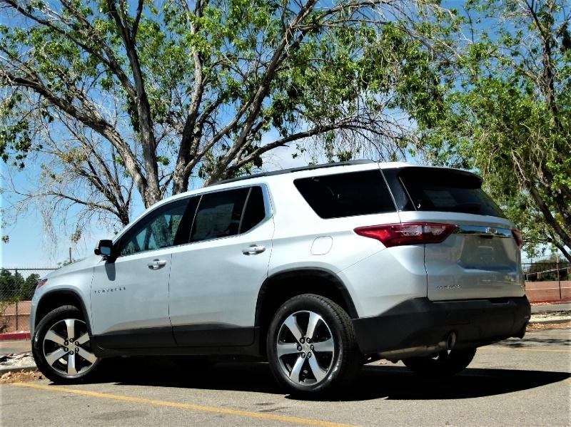 Chevrolet Traverse 2020 price $35,000