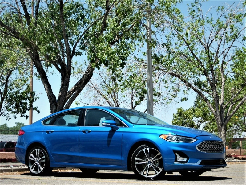 Ford Fusion 2019 price $20,400