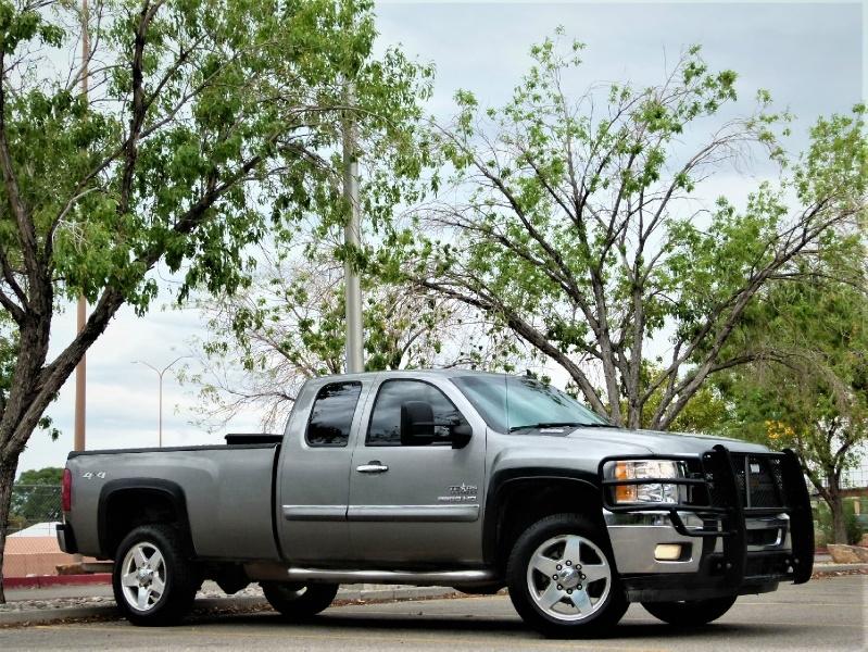 Chevrolet Silverado 2500HD 2012 price $16,400