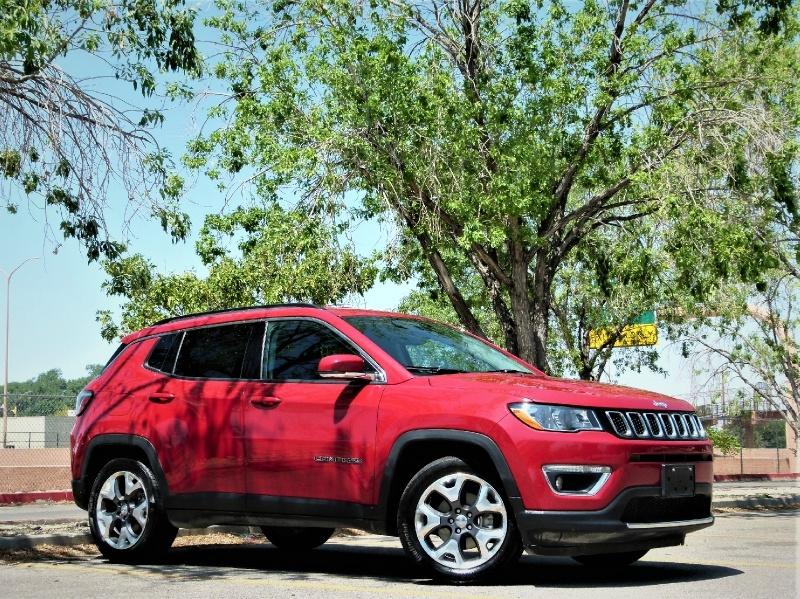 Jeep Compass 2019 price $19,200