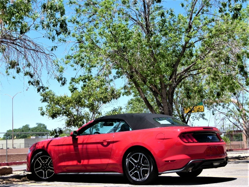 Ford Mustang 2020 price $30,000