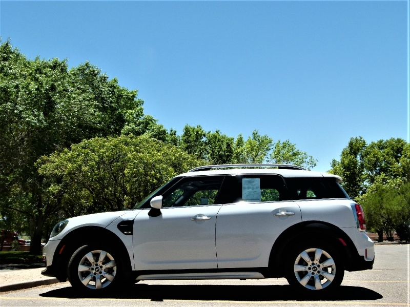 Mini Countryman 2019 price $21,896